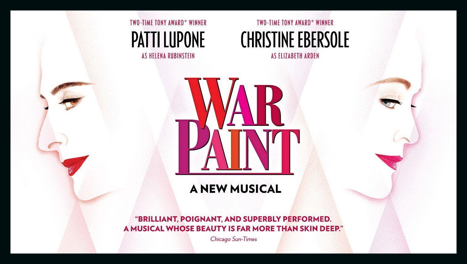 War Paint Logo