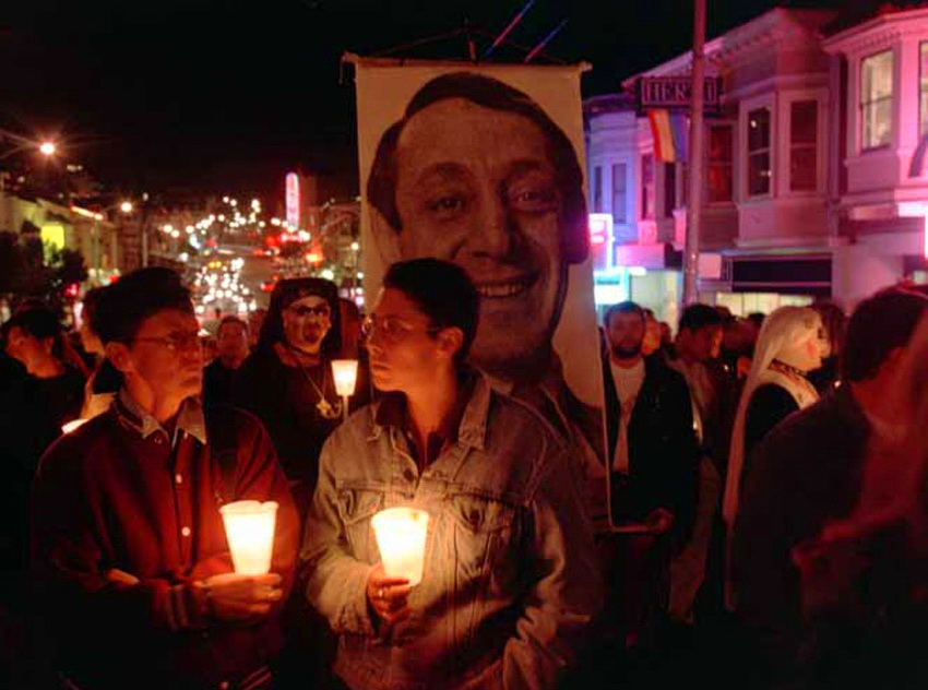 Crop Harvey Milk Death Anniversary